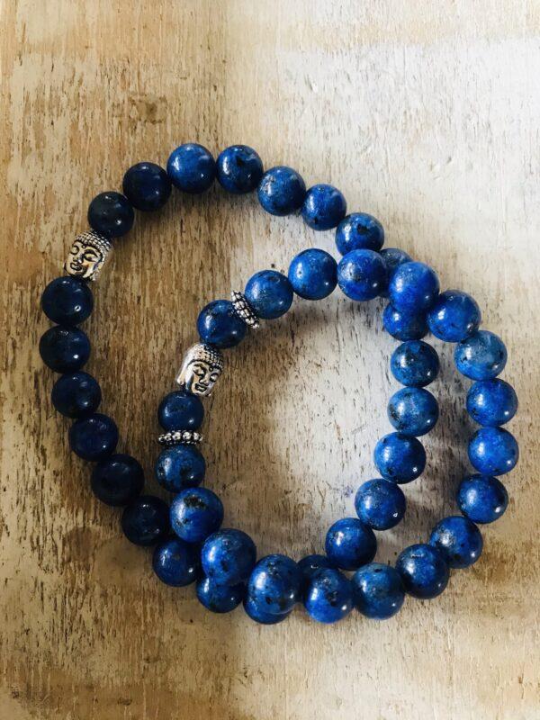 Labradorite Royal blue 8mm